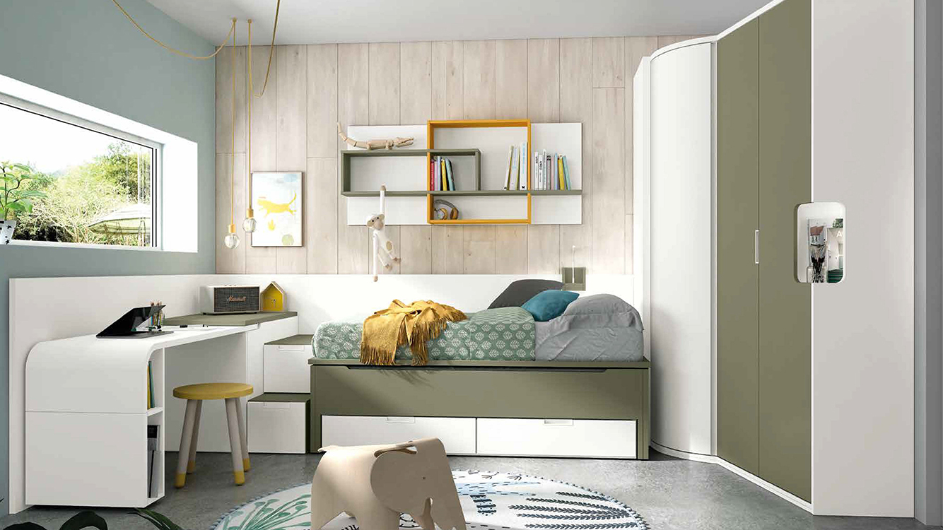 Muebles Mu Oz Juveniles Modulares Catalogo 2 # Muebles Doble Fondo