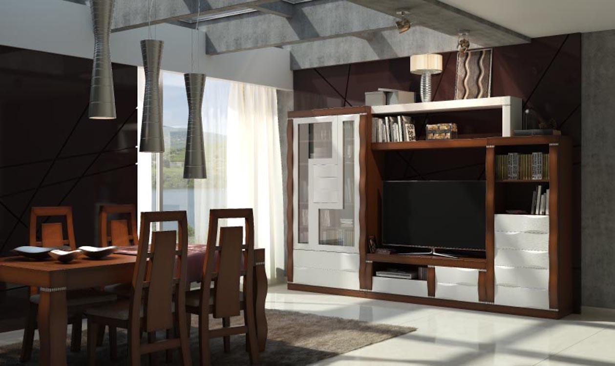 Muebles Kaoba Santa Cruz - Muebles De Sal N Color Caoba[mjhdah]http://www.munozmuebles.net/nueva/catalogo/salones2-2061-alenza-6.jpg