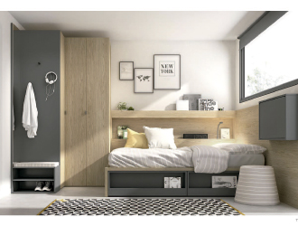 Dormitorios actuales - catálogo11