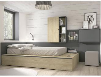 Dormitorios actuales - catálogo4